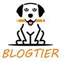 Das BlogTier Logo